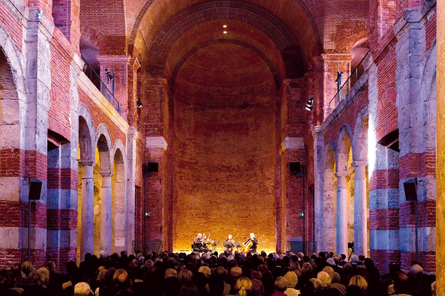 Image result for Allerheiligen Hofkirche concert